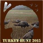 Personalized Turkey Frame