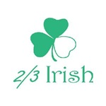 2/3 Irish