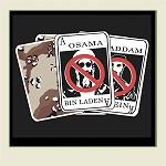 Military Playing Cards