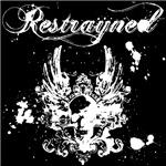 Restrayned Skull Wings in White