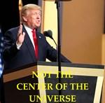 Anti Donald Trump Joke on gifts and t-shirts.