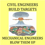 funny engineering gifts and t-shirts