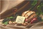 White Wine Cheese & Bread