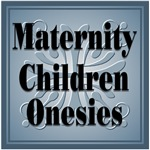 Maternity Children Onesies