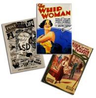 Vintage Movie Poster Magnets