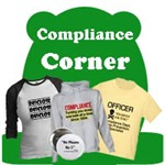 Compliance Corner: Funny Business T-Shirts & Gifts