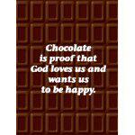 Chocolate - Apparel