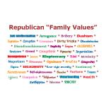Republican Values - Apparel