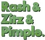 RASH ZIT PIMPLE - BATTLETOADS