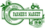 SUPPORT YOUR LOCAL FARMERS' MARKET