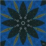 Solstice Art Mandala