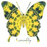 Solarium Butterfly