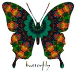 Power Butterfly
