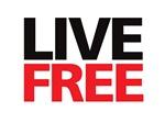 Live Free OAI (white)