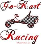 Go Kart Racing in Red