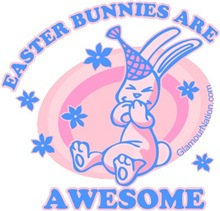 Easter Bunnies are AWESOME 3