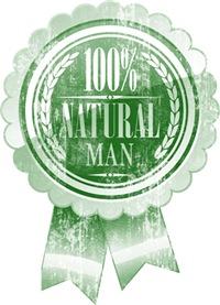 100% Natural Man