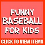 Baseball Shirts For Babies and Kids