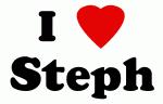 I Love Steph