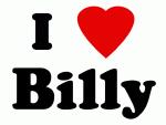 I Love Billy