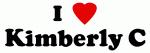 I Love Kimberly C
