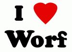 I Love Worf