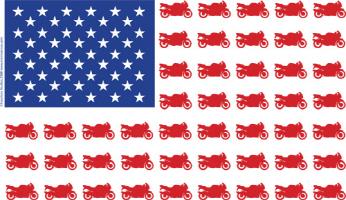 Flag of Sportbike Motorcyles