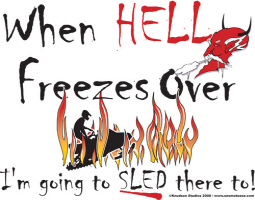 Hell Freezes with the Devil!