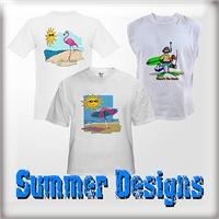 Summer T-Shirts & Gifts