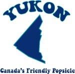 Yukon Canada's Friendly Popsicle!