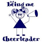 Being Me Cheerleader
