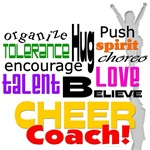 Cheer Coach Words