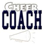Navy Cheer Coach