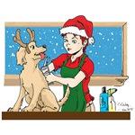 Groomer Humour: Happy Holidays!