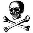Skull & Crossbones Symbol