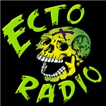 Ecto Radio Skull Logo
