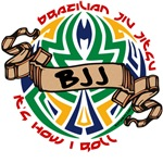 BJJ teeshirts - It's how I roll