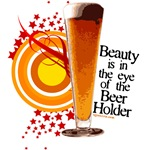 Beauty in the eye of the Beer Holder
