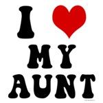 I Love (Heart) My Aunt