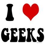 I Love (Heart) Geeks