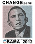 Obama 2012 - Change (So Far)
