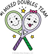 #1 Mixed Doubles Team