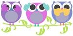 see hear speak no evil owls