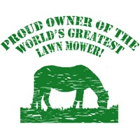 World's Greatest Lawn Mower