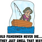 Old Fishermen Never Die