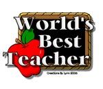 World's Best Teacher Section
