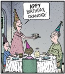 APPY Birthday, Grandad!