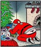 Santas tramp stamp