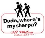 Mt. Whitney Climbing
