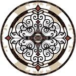 Italian Marquetry Pattern